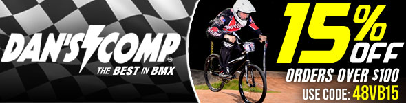 BMX News Race Coverage is Sponsored by Dan's Comp